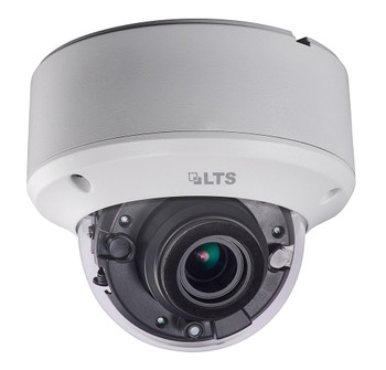 LTS CMHD3523DWE-ZF 2MP IR Ultra-Low Light Outdoor Dome HD-TVI Security Camera