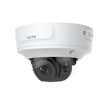 LTS CMIP7263NW-SZ 6MP IR H.265 Outdoor Dome IP Security Camera with Varifocal Lens