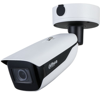 Dahua DH-IPC-HFW7442HN-ZFR 4MP IR ePoE Bullet IP Security Camera with Analytics+ and Vari-focal Lens
