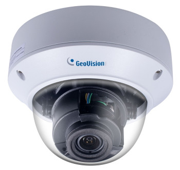 Geovision GV-TVD8710 8MP IR H.265 Outdoor Dome IP Security Camera