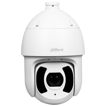 Dahua 6CE445XANR 4MP IR Starlight PTZ IP Security Camera with Analytics+ and 45x Optical Zoom