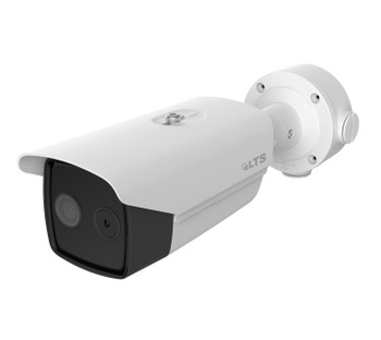 LTS CMIP9T221-3M 160x120 Thermal & Optical IR Bullet IP Security Camera