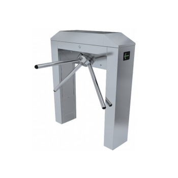 Waist Height Double Leg Turnstile TS-21-A