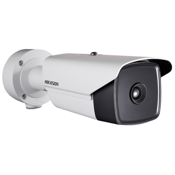 Hikvision DS-2TD2136-25/V1 384x288 Thermal H.265 Bullet IP Security Camera with Built-in Smart Detection