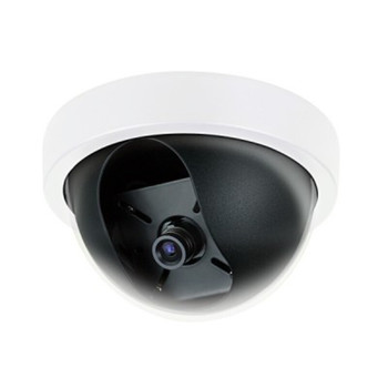 LTS 700TVL Platinum Dome CCTV Analog Security Camera - Fixed Lens, Plastic, White