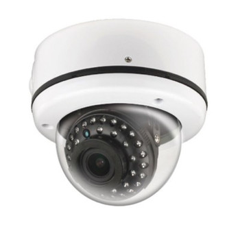 LTS 2MP IR Dome HD-SDI Security Camera with Varifocal Lens