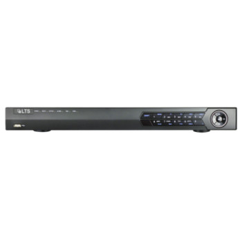 LTS 8 Channel Network Video Recorder - No HDD included, 8 PoE Ports