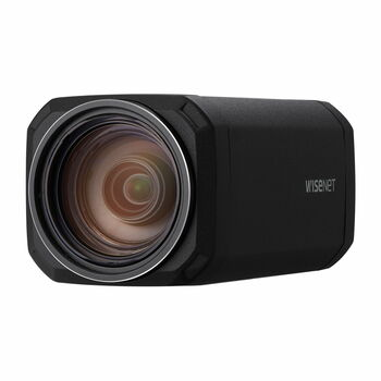 Samsung Hanwha XNZ-L6320 2MP H.265 Box IP Security Camera with 32x Zoom