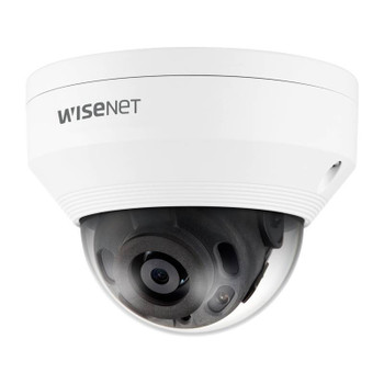 Samsung Hanwha QNV-8020R 5MP H.265 IR Outdoor Dome IP Security Camera