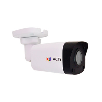 ACTi Z34 4MP IR H.265 Outdoor Mini Bullet IP Security Camera