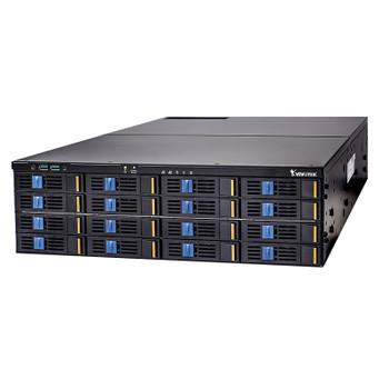 Vivotek NR9782-V2 H.265 16Bay 128 Channel Network Video Recorder