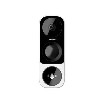Hikvision DS-HD1 3MP Outdoor Wi-Fi Smart Doorbell Camera