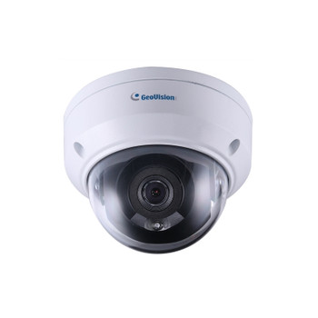 Geovision GV-TDR4700-1F 4MP IR H.265 Outdoor Dome IP Security Camera with 4mm Fixed Lens