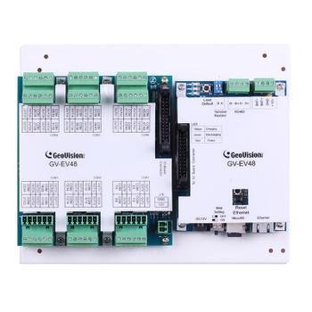 Geovision GV-EV48-24 Elevator IP Control Panel up to 24 Floors 84-EV24000-100U