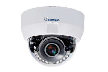 Geovision GV-FD8700-FR 8MP H.265 IR Indoor Dome IP Security Camera 84-FD8700V-R010