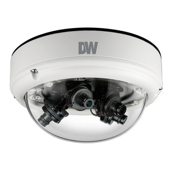 Digital Watchdog DWC-VS753WT2288 8MP 4K Multi-sensor HD Analog Security Camera with Starlight Flex