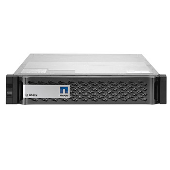 Bosch DSA-N2C8X8-12AT Storage System Base Unit with iSCSI disk arrays and Dual Controller (12x 8TB)