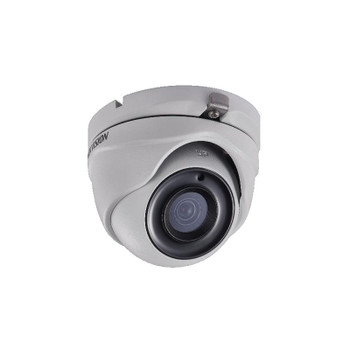 Hikvision DS-2CE56H0T-ITMF 6MM 5MP IR Outdoor Turret HD CCTV Security Camera