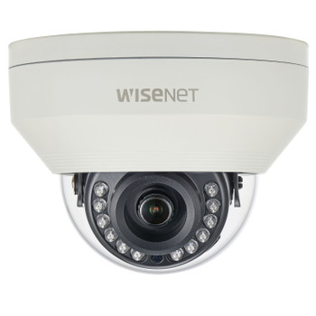 Samsung Hanwha HCV-7010RA 4MP IR Outdoor Dome HD CCTV Security Camera