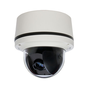 Pelco IMP521-1ES 5MP Outdoor Dome IP Security Camera with Motorized Lens