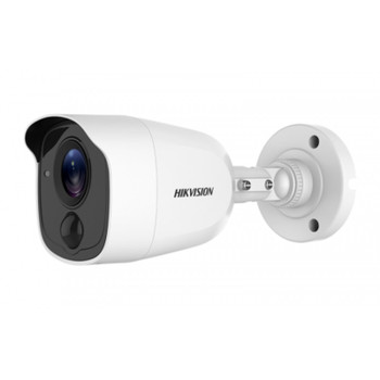 Hikvision DS-2CE11H0T-PIRL 3.6MM 5MP Outdoor PIR Bullet HD Analog Security Camera