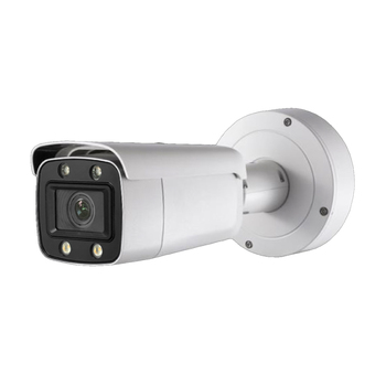 Oculur X2LPC 2MP IR H.265 Outdoor Bullet IP Security Camera for License Plate Applications
