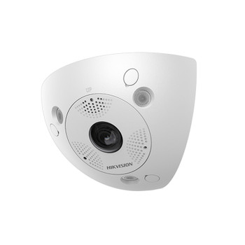 Hikvision DS-2CD6W32FWD-IVSC 3MP IR Outdoor Corner IP Security Camera with Ultra-Wide Angle Lens