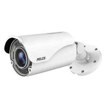 Pelco IBP335-1ER 3MP IR H.265 Outdoor Bullet IP Security Camera (Sarix IBP Series)
