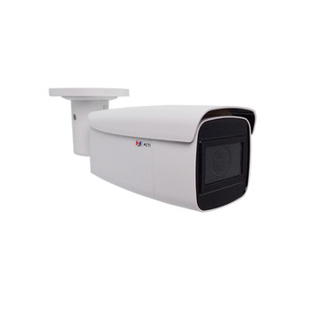 ACTi A418 6MP IR H.265 Outdoor Bullet IP Security Camera with Extreme WDR and Superior Low Light Sensitivity