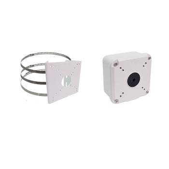 ACTi SMAX-0384 Pole Mount with Junction Box