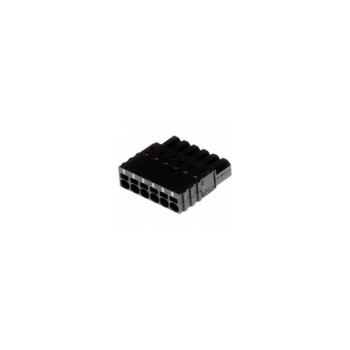 AXIS Connector A 6-pin 2.5 Straight, 10 pcs 5505-271