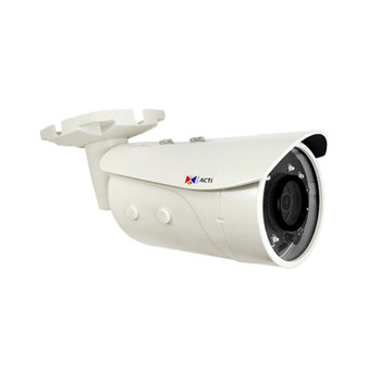 ACTi E39 2MP IR Outdoor Bullet IP Security Camera with Built-in Microphone and Video Analytics
