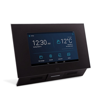 2N Indoor Touch Panel 2.0 Black 01668-001