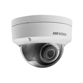Hikvision DS-2CD2185FWD-IS 6MM 8MP IR H.265 Outdoor 4K Dome IP Security Camera with Audio I/O