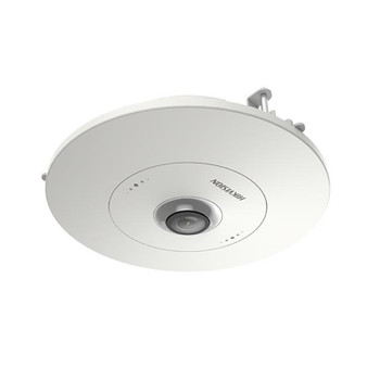 Hikvision DS-2CD6365G0E-S/RC 1.27MM 6MP H.265+ Indoor Fisheye IP Security Camera