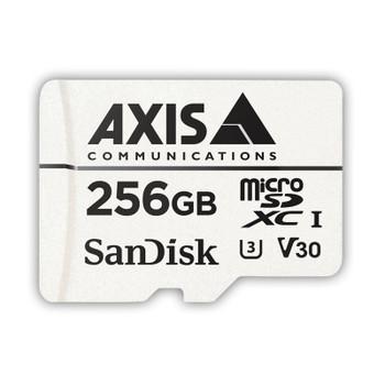 AXIS Surveillance High endurance micro SDXC Card 256 GB - 02021-001