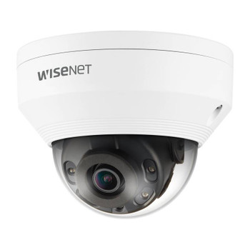 Samsung Hanwha QNV-6012R 2MP IR H.265 Outdoor Dome IP Security Camera