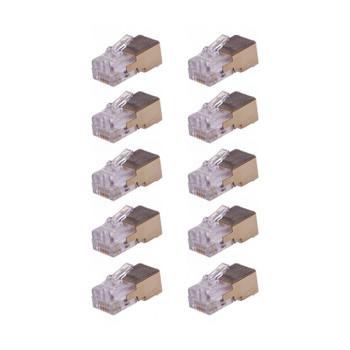 AXIS RJ12 Plug Shielded, 10 pieces - 01182-001