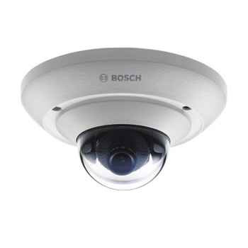 Bosch NUC-51022-F2M 5MP Outdoor Micro Dome IP Security Camera with M12 Connector