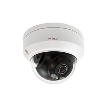 ACTi Z94 2MP IR H.265 Outdoor Dome IP Security Camera