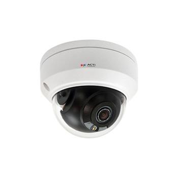 ACTi Z95 4MP IR H.265 Outdoor Mini Dome IP Security Camera