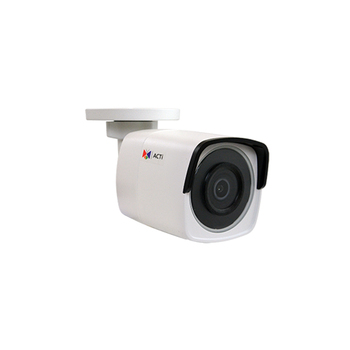 ACTi A311 6MP IR H.265 Outdoor Mini Bullet IP Security Camera with Built-in Analytics