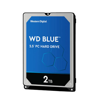 Western Digital WD20SPZX Blue PC Mobile 2TB HDD with SMR Technology