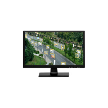 "W Box Technologies 0E-19VGHDMI2 19"" 1366x768p LED Color Monitor with VGA and HDMI Cables Included"