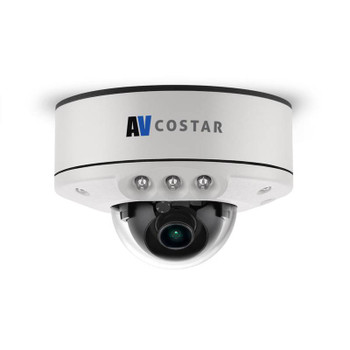Arecont Vision AV2756DNIR-S 2MP H.265 IR Outdoor Dome IP Security Camera