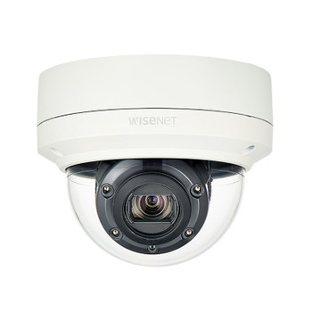 Samsung XNV-6120R/LPR 2MP IR Outdoor Low Speed LPR Dome IP Security Camera