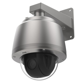 AXIS Q6075-S 60Hz Outdoor PTZ IP Security Camera with Stainless Steel Housing- 01756-001