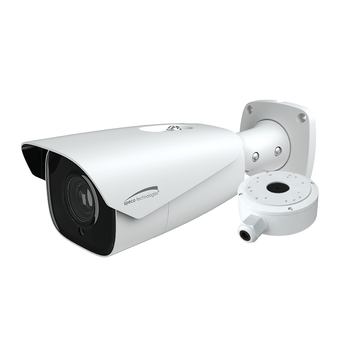Speco O4B7M 4MP IR H.265 Outdoor Bullet IP Security Camera with Advanced Analytics