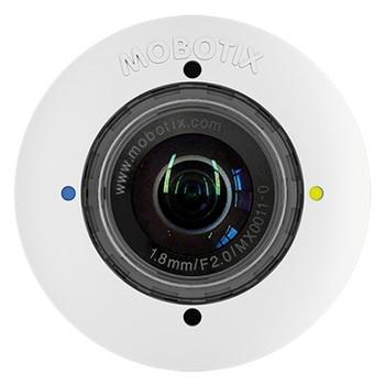 Mobotix MX-O-SMA-S-6L500 6MP B500 Lens Night Sensor Module, LPF, White