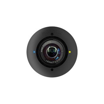 Mobotix MX-O-SMA-S-6L237-b 6MP B237 Lens Night Sensor Module, LPF, Black